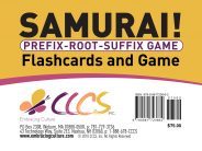 Samurai! Cards